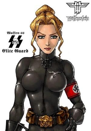 Female Nazi