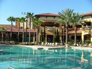 Florida Resort Orlando.Clubhouse