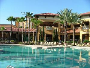Florida Resort Orlando.Clubhouse