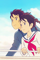 From Up on Poppy Hill Phone Background - studio-ghibli photo
