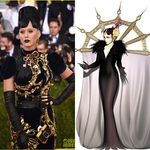 KATY PERRY LIKE EDEA KRAMER