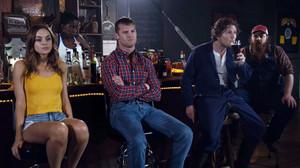 Katy, Gail, Wayne, Dary and Squirrely Dan