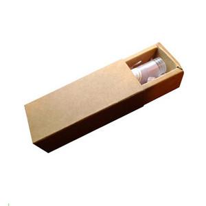 Kraft lip gloss packaging box