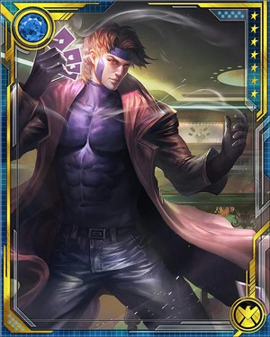 Legendary [Lover Boy] Gambit