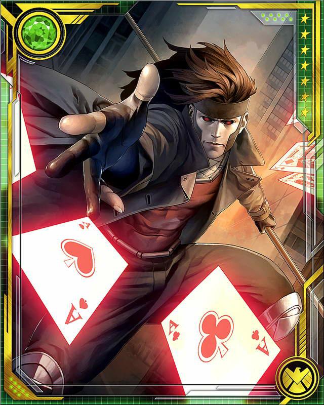 Legendary [New Factor] Gambit