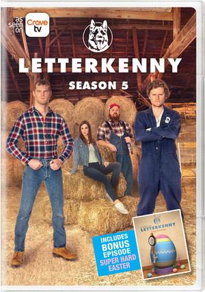 Letterkenny - Season 5 Poster