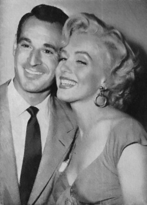 Marilyn And ray Anthony