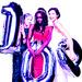 Melissa, Danai Gurira and Lauren Cohan - melissa-mcbride icon