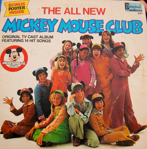 Mickey Mouse. Club Album