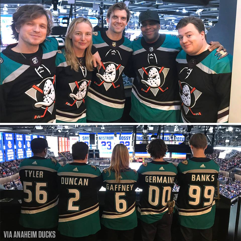 mighty ducks reunion in 2019 the mighty duck movies