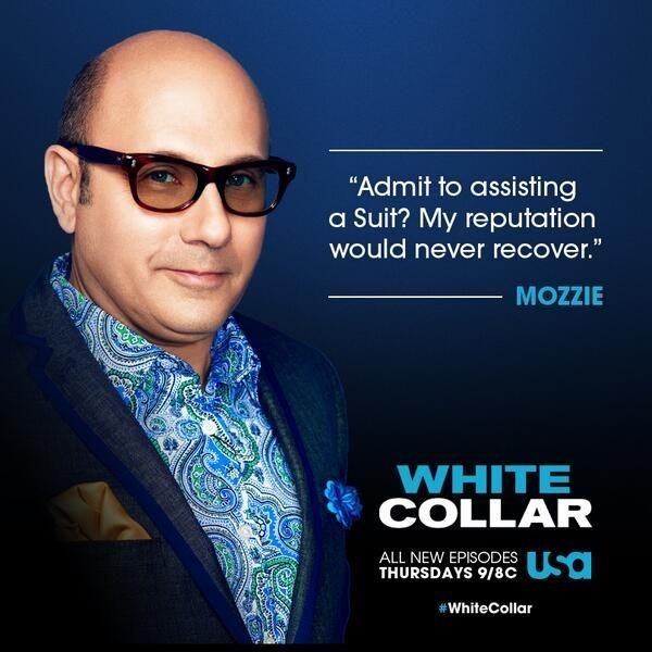 Mozzie Quote - White Collar Fan Art (42098498) - Fanpop