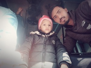 Navinkumar1478 With Cute Child