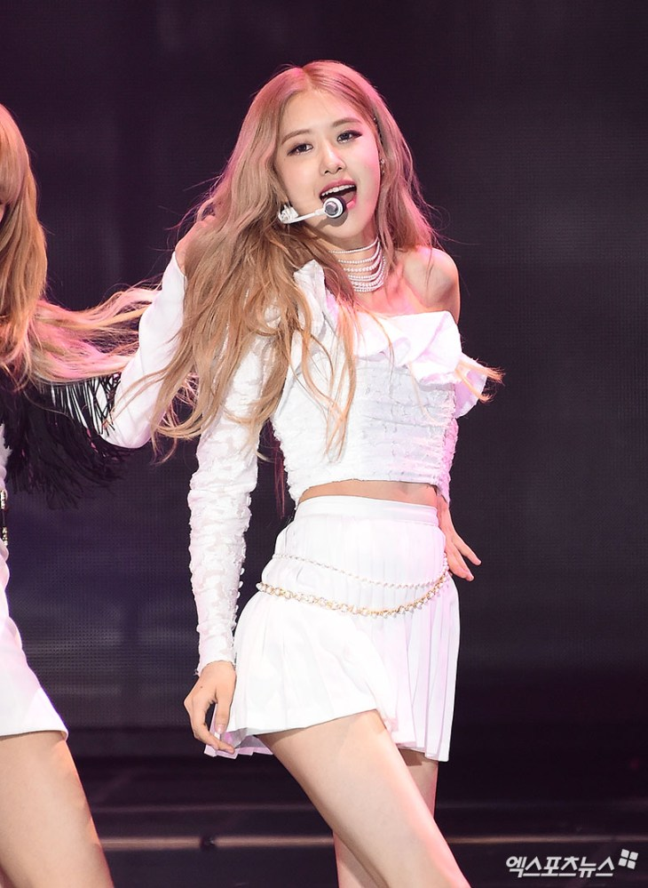 Rose Blackpink Images Rose At Gaon Chart Music Awards 2019 Hd