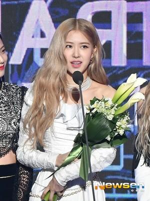 Rosé at Gaon Chart Music Awards 2019