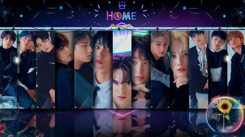 yulliyo8812 Hintergrund called SEVENTEEN Home #WALLPAPER