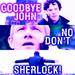 Sherlock and Watson - sherlock icon