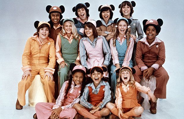 The Mickey Mouse Club 1970's