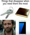 Things that disappear when you need them most - supernatural photo