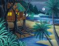Island Treehouse