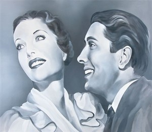 Tyrone Power And Loretta Young