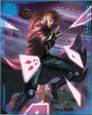 Ultimate Legendary [Lover Boy] Gambit