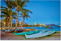 Waikiki playa