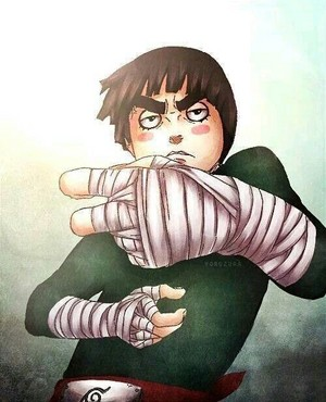 *Rock Lee : The Loopy Fist*