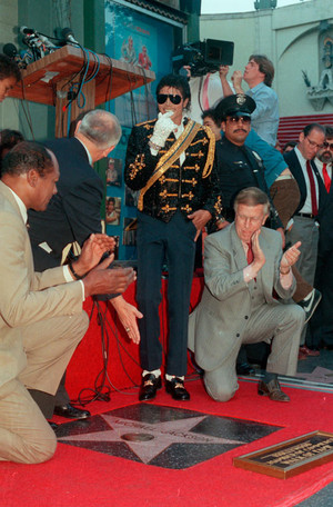 1984 Walk Of Fame Induction