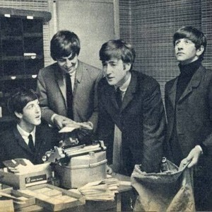 Are the Beatles moonlighting?