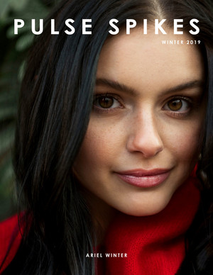 Ariel Winter - Pulse Spikes Cover - 2019