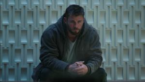 Chris in Avengers 4 Endgame