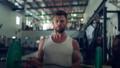 Chris lifting weights - chris-hemsworth photo