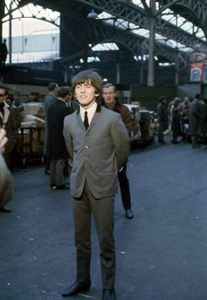Hard Day's Night color pic✨