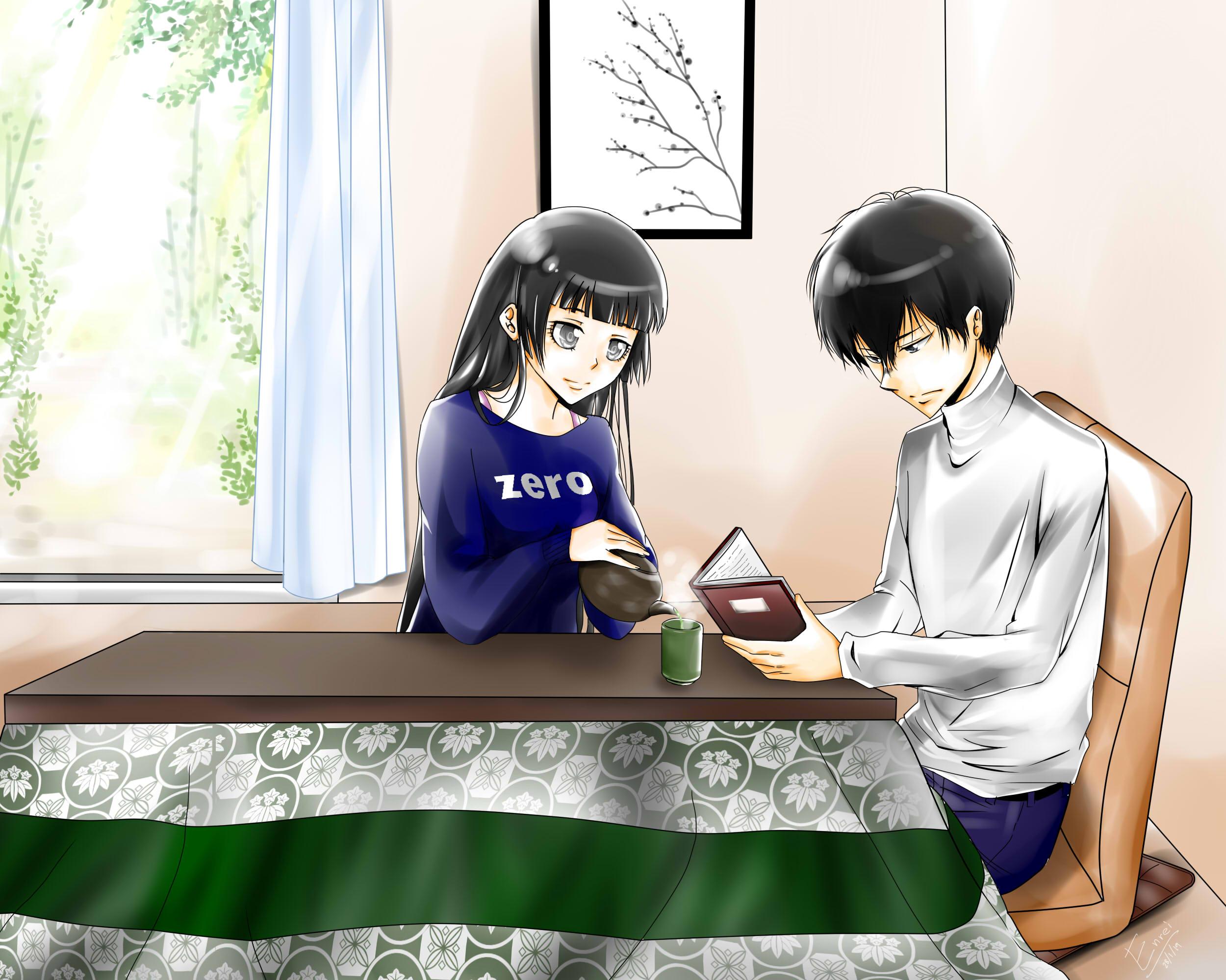 Hibari X Enrei