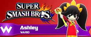 I Ashley have joined the battle!