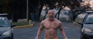 "Kevin Wendell Crumb ""The Horde"" in Glass (2019) Film"