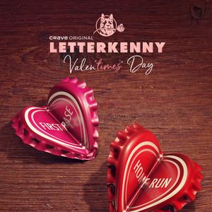 Letterkenny - Valentime's dag Poster