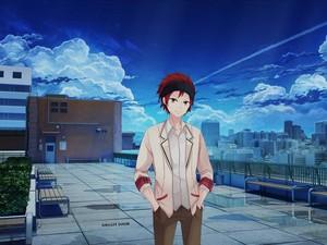 Lucid9 Masato Kurogane (Wallpaper)