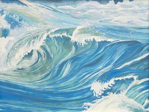 North किनारा, शोर Waves