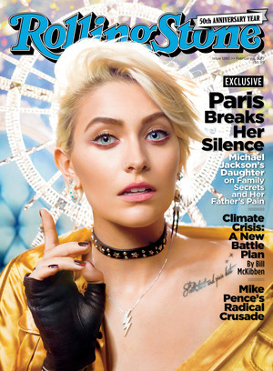 Paris On The Cover Of Rolling Stone