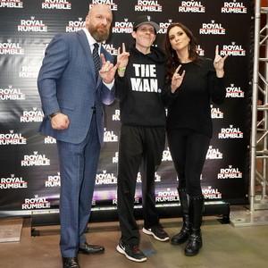 Royal Rumble Axxess 2019