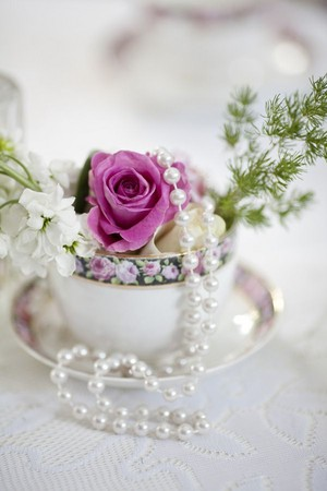 teacup Arrangement