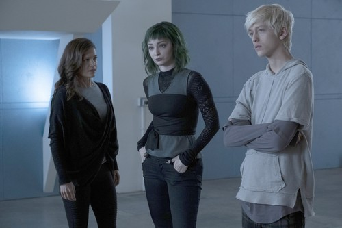 "The Gifted (TV Series) wallpaper called The Gifted ""calaMity"" (2x14) promotional picture"