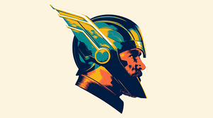 Thor Ragnarok Character Illustrations by Matt Taylor