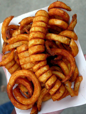Twister Fries