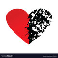 broken heart vector 373421 - random photo