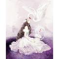 swan fairy - fantasy photo
