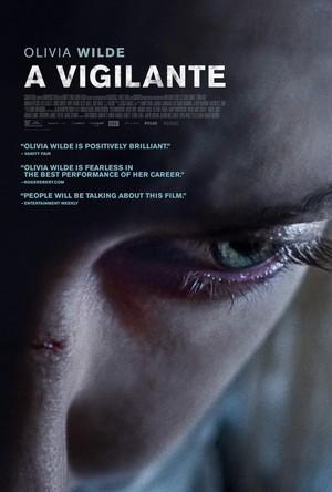 'A Vigilante' Poster