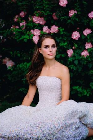 ??Natalie??Dior??Flowers