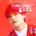 V - kpop icon